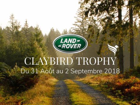 Land Rover Claybird Trophee