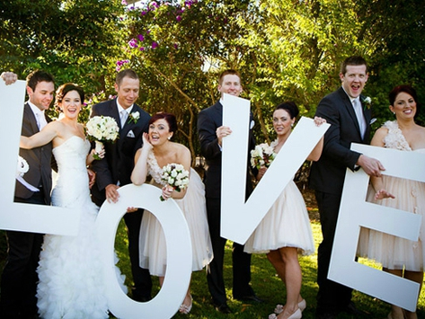 3 ideas for your wedding pictures