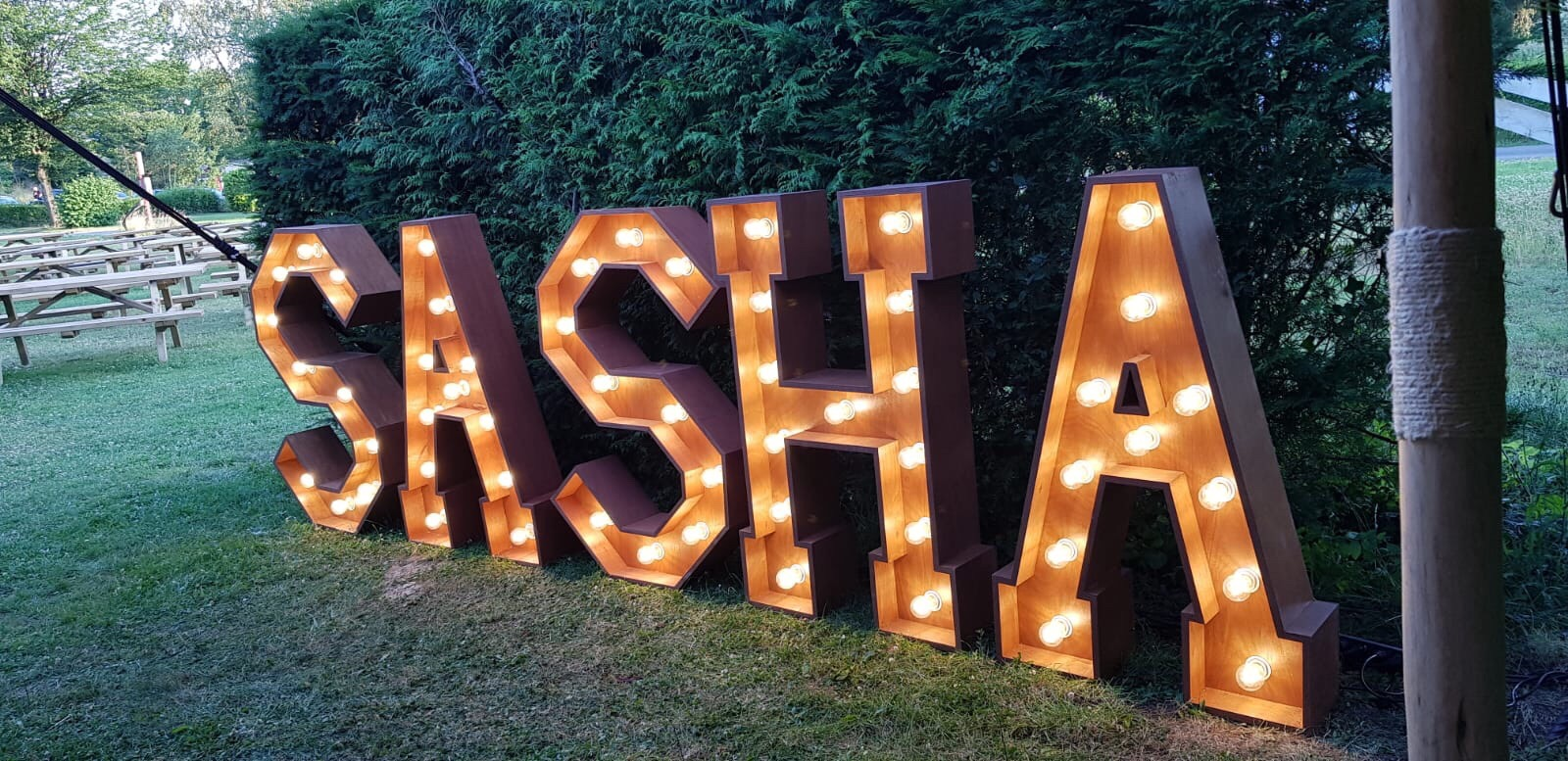 Flashletters - Sasha