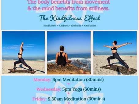 Kindful Yoga & Meditation Classes.