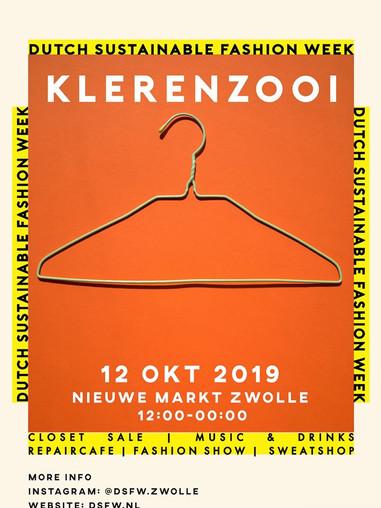 KLERENZOOI SWEATSHOP ZWOLLE