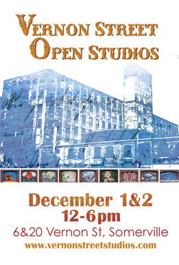 Postcard for an Open Studio