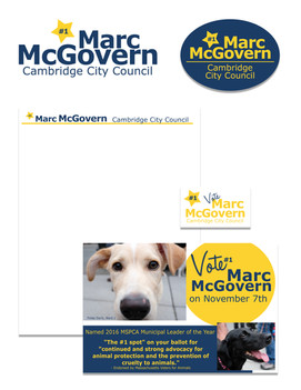 Branding for campaign