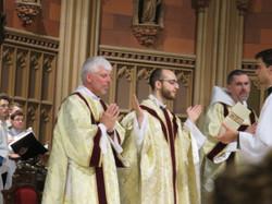 Father Sam Bellafiore 1st mass (24)