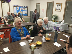 Bunco at St Margarets March 5 2019 (2)