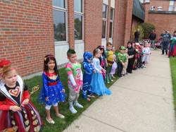 Nursery School 4s Halloween 6