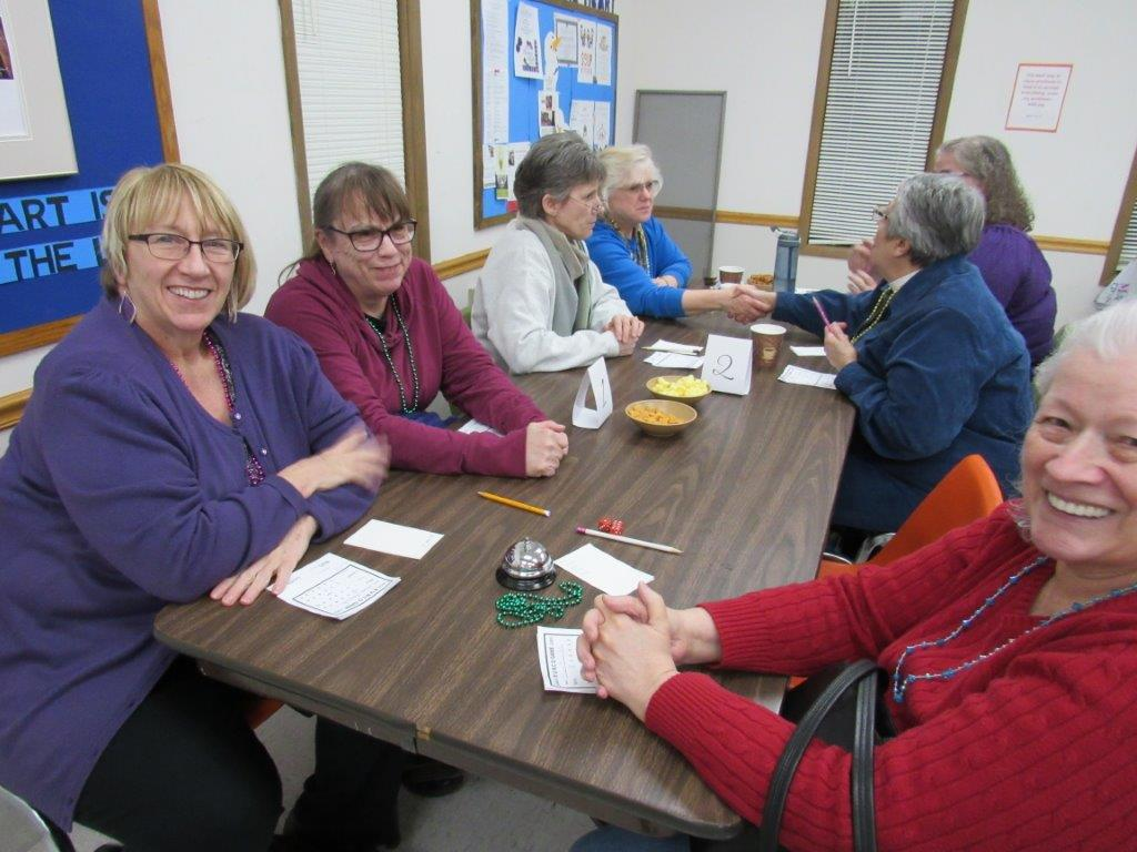 Bunco at St Margarets March 5 2019 (10).