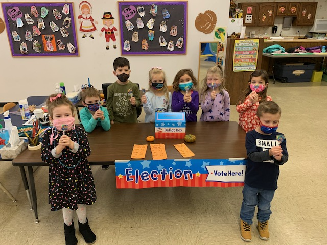 nursery school votes 2020 1
