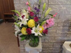Flowers July 25 20215