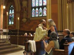 Father Sam Bellafiore 1st mass (81)