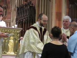 Father Sam Bellafiore 1st mass (33)