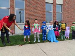Nursery School 4s Halloween