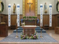 Easter Altar 2019