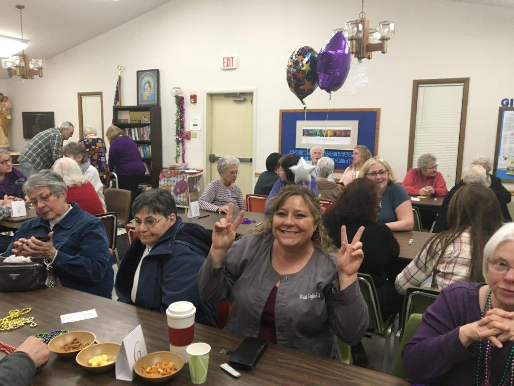 Bunco at St Margarets March 5 2019 (3)