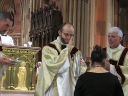 Father Sam Bellafiore 1st mass (34)