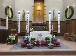 Easter Altar 2017 (1)