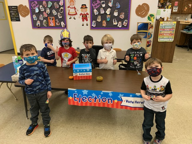 nursery school votes 2020 3