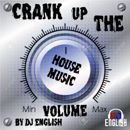 Crank Up The Volume Is Now Out On Mixcloud