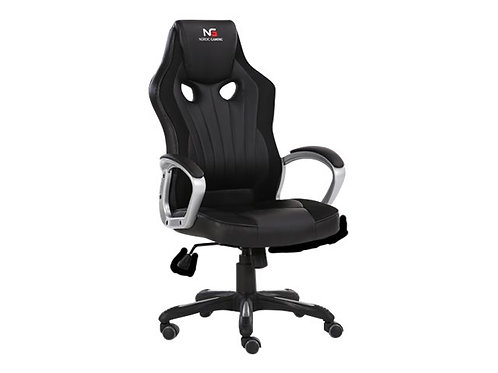 Nordic Gaming Challenger Gamer Stol Black