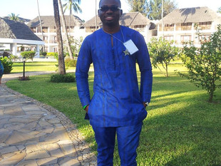 Apprentice Spotlight: Marcus Eke Okwu