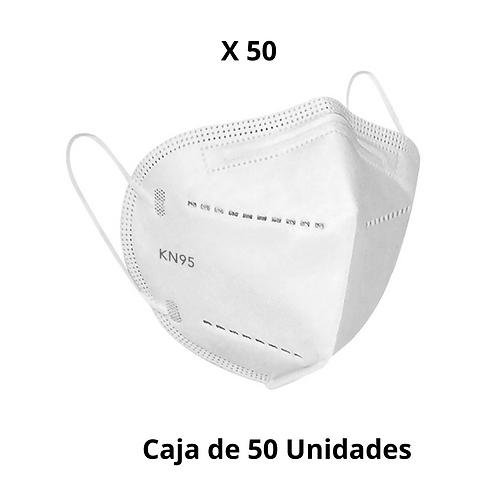 Caja de 50 Respiradores