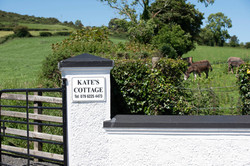 Entrance to Kate's Cottage