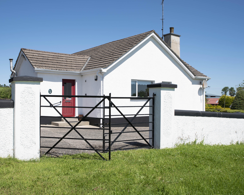 Kate's Cottage - back door