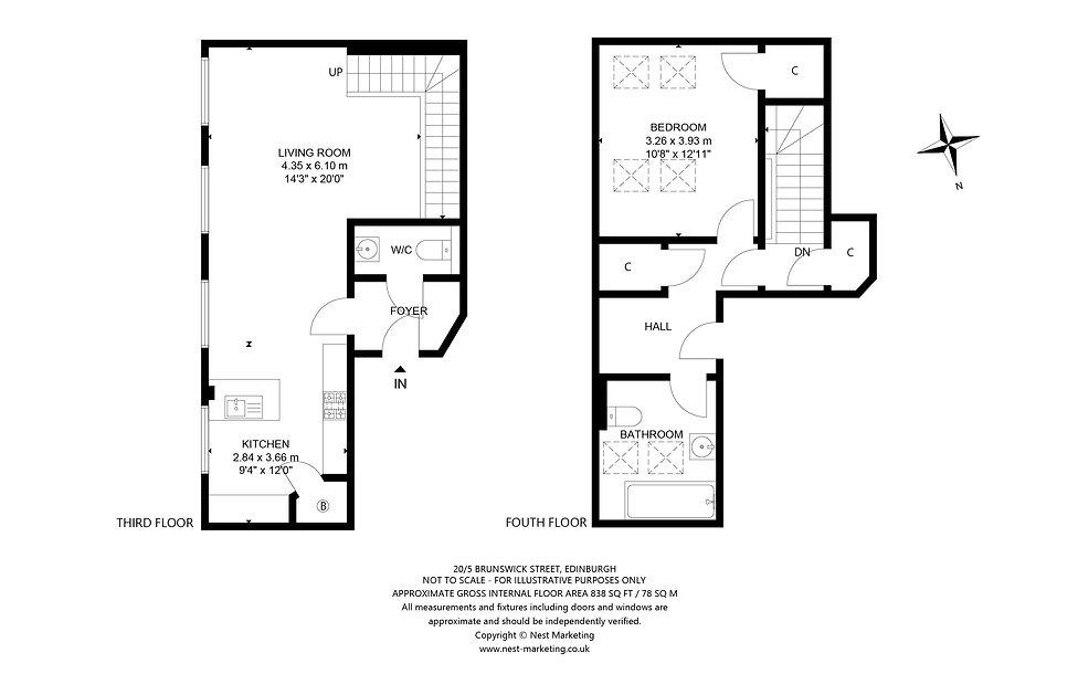 20-5 Brunswick Street, Edinburgh - Floorplan.jpg