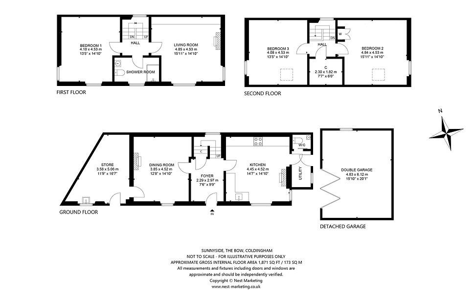 Sunnyside, The Bow, Coldingham - Floorplan.jpg