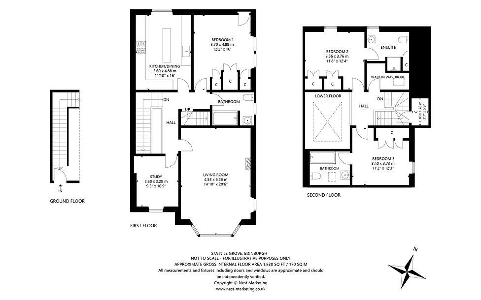 57A Nile Grove, Edinburgh Floorplan (1).