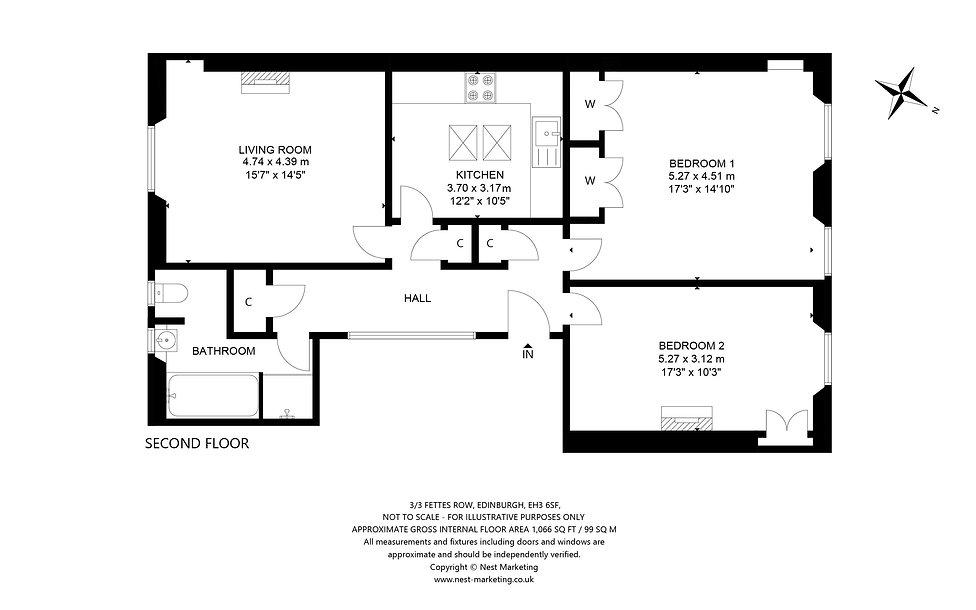 3-3 Fettes Row, Edinburgh - Floorplan.jpg