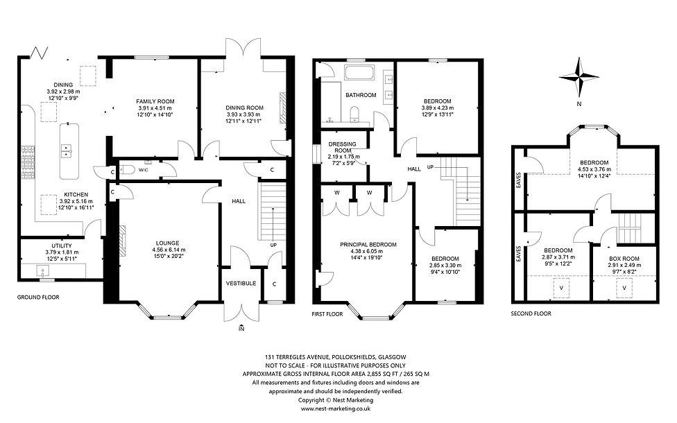 131 Terregles Avenue, Glasgow - Floorplan.jpg
