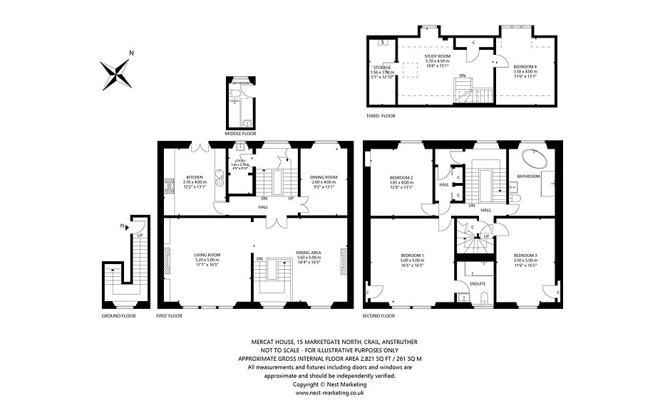 Mercat House, Marketgate North, Crail, Anstruther.jpg