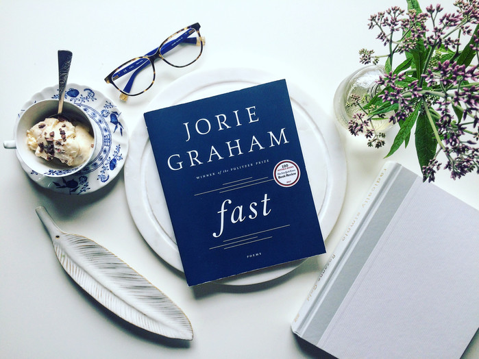 Through the Looking Glass and Beyond: Fast by Jorie Graham