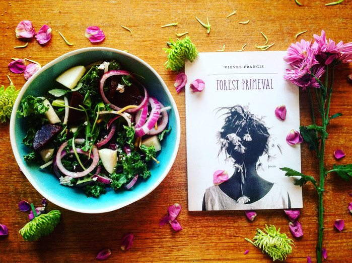 A Starling's Song: Forest Primeval by Vievee Francis