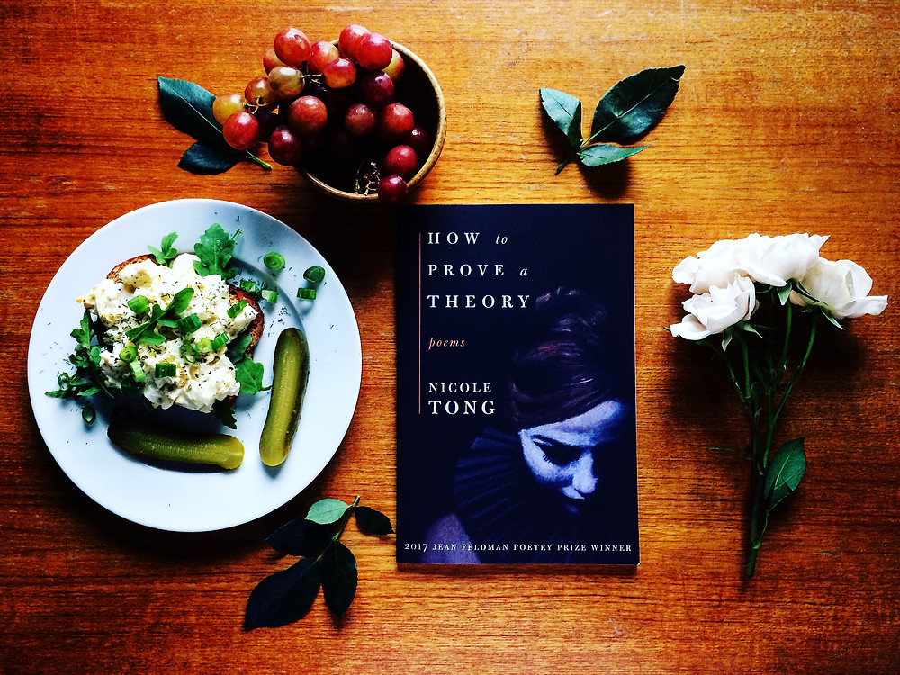 Book Review of How to Prove a Theory by Nicole Tong at Fork and Page