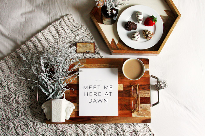 Desire as Desire: Meet Me Here at Dawn by Sophie Klahr