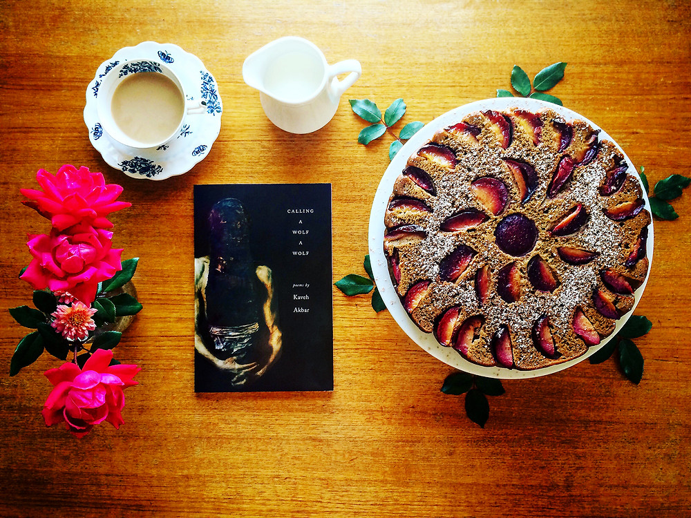 Fork and Page Review of Calling a Wolf a Wolf by Kaveh Akbar