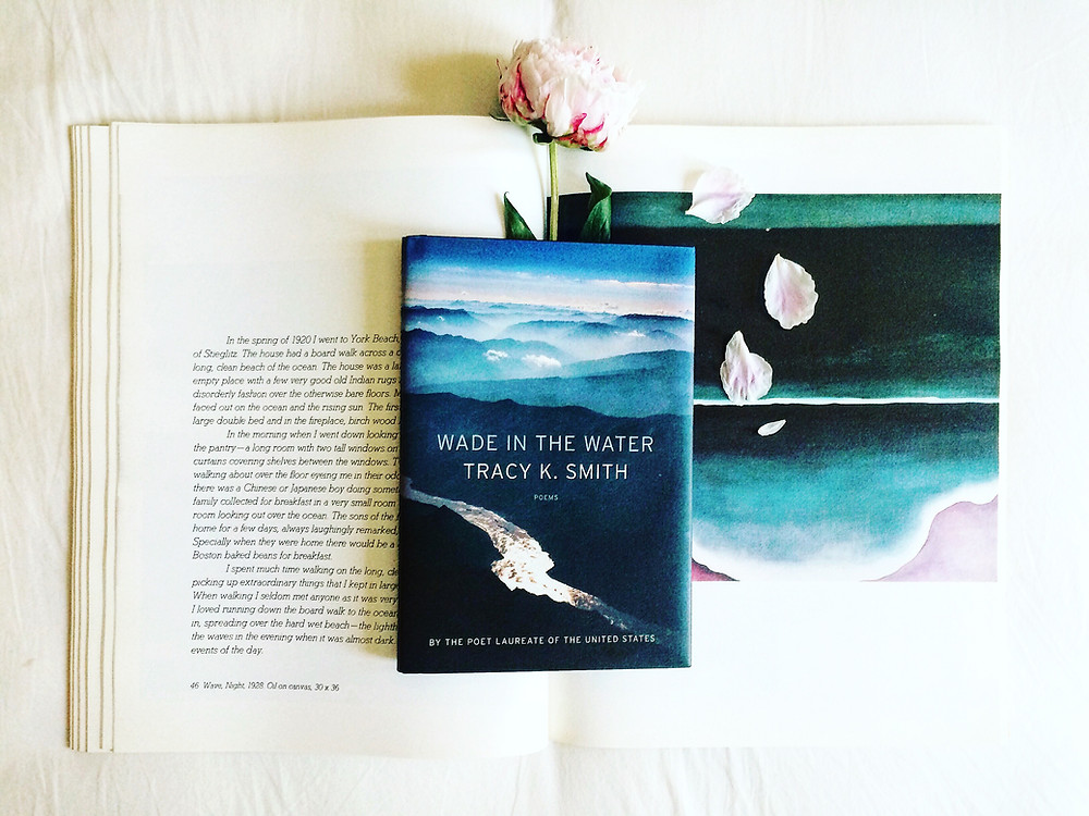 Fork & Page Book Review of Wade in the Water by Tracy K Smith