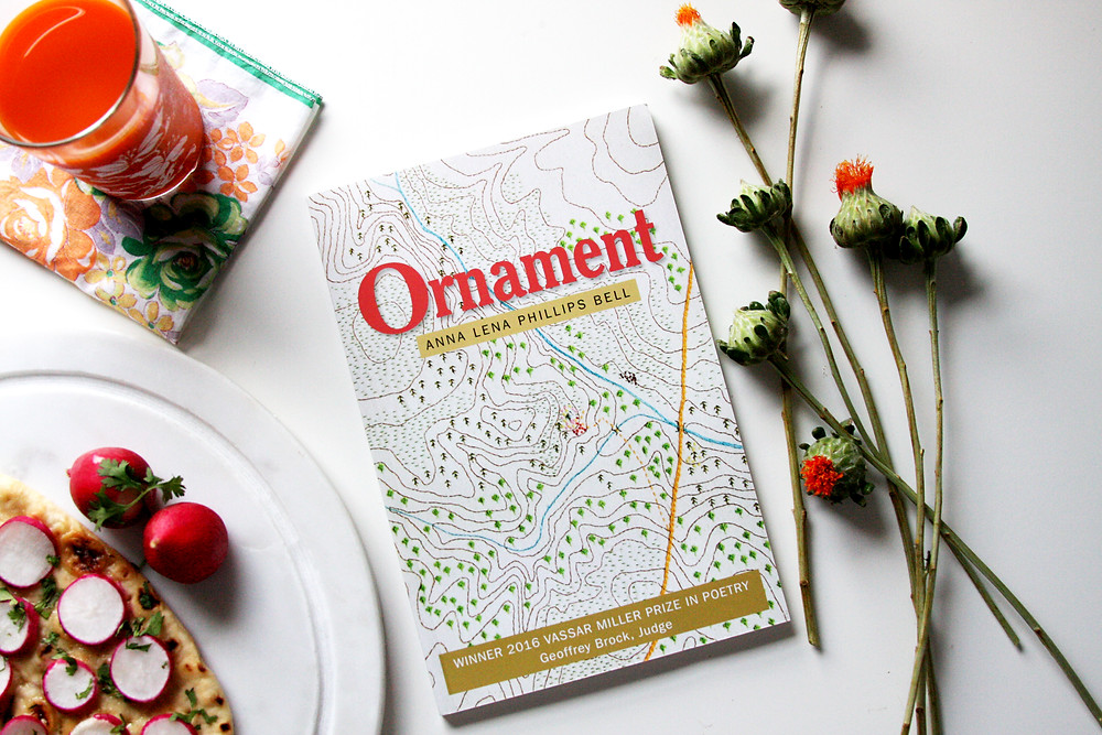Ornament by Anna Lena Phillips Bell a Review by Anita Olivia Koester