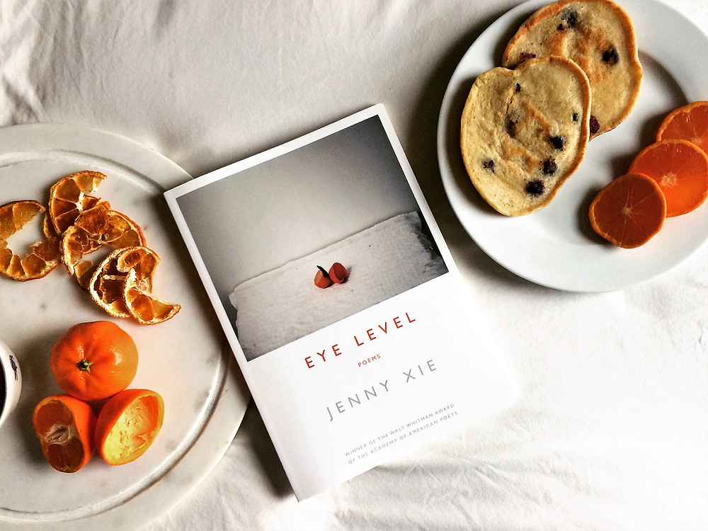 Eye Level by Jenny Xie Book Review by Fork and Page