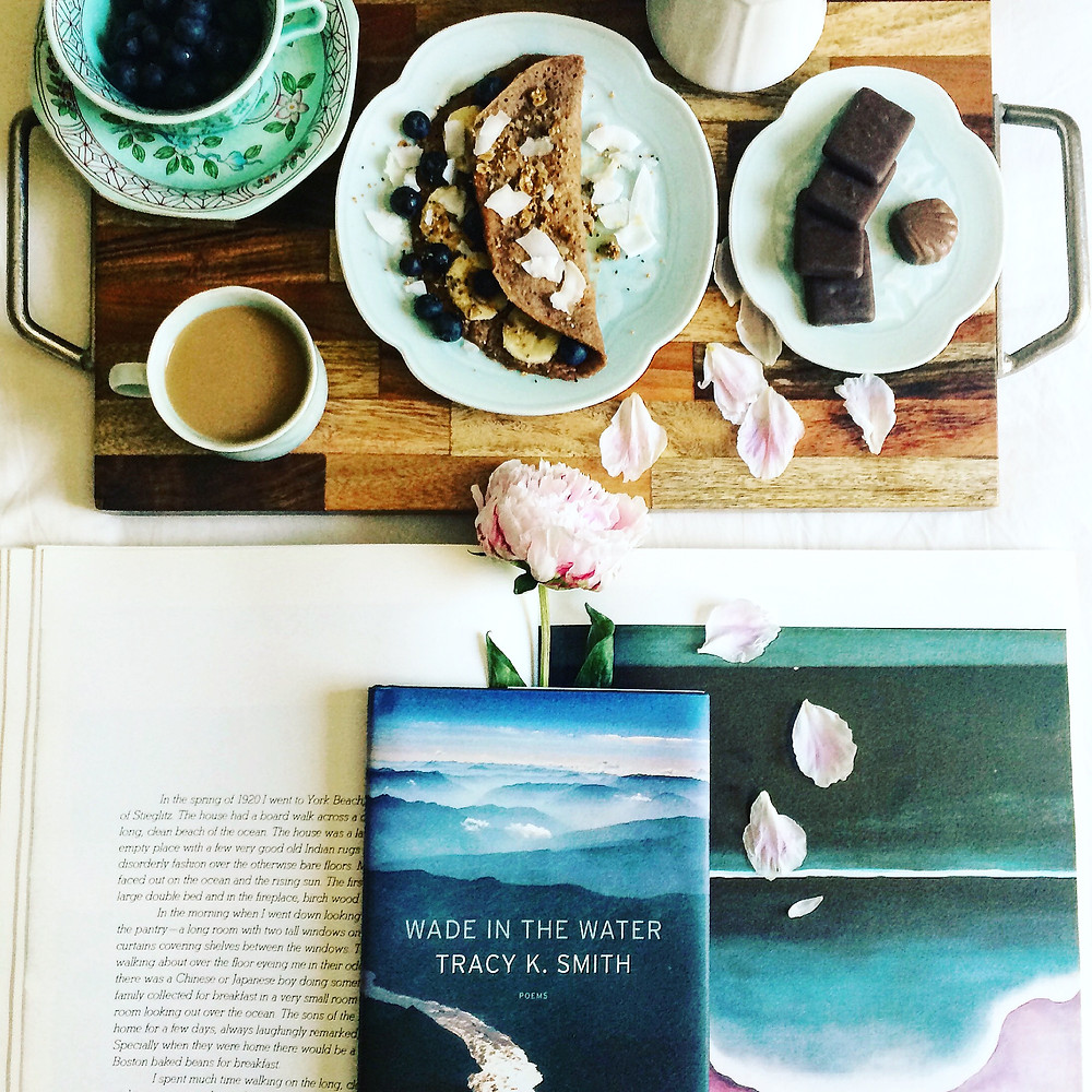 Fork and Page Book Review of Wade in the Water by Tracy K Smith