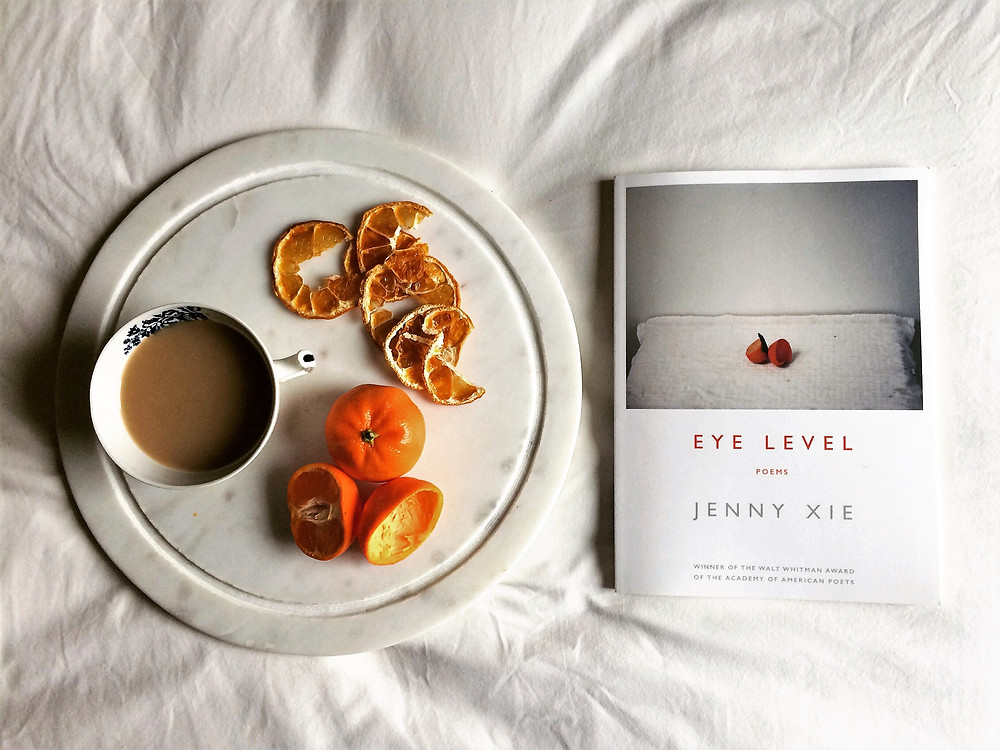Fork and Page Poetry Book Review of Eye Level by Jenny Xie