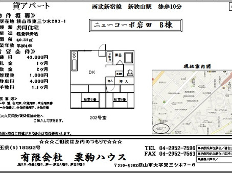 ニューコーポ岩田