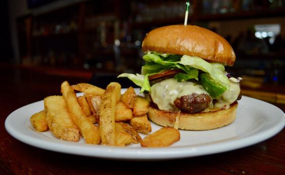 The Southwest Burger