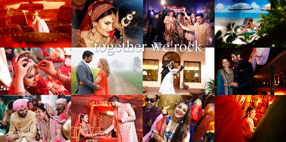 leading wedding photographers in India
