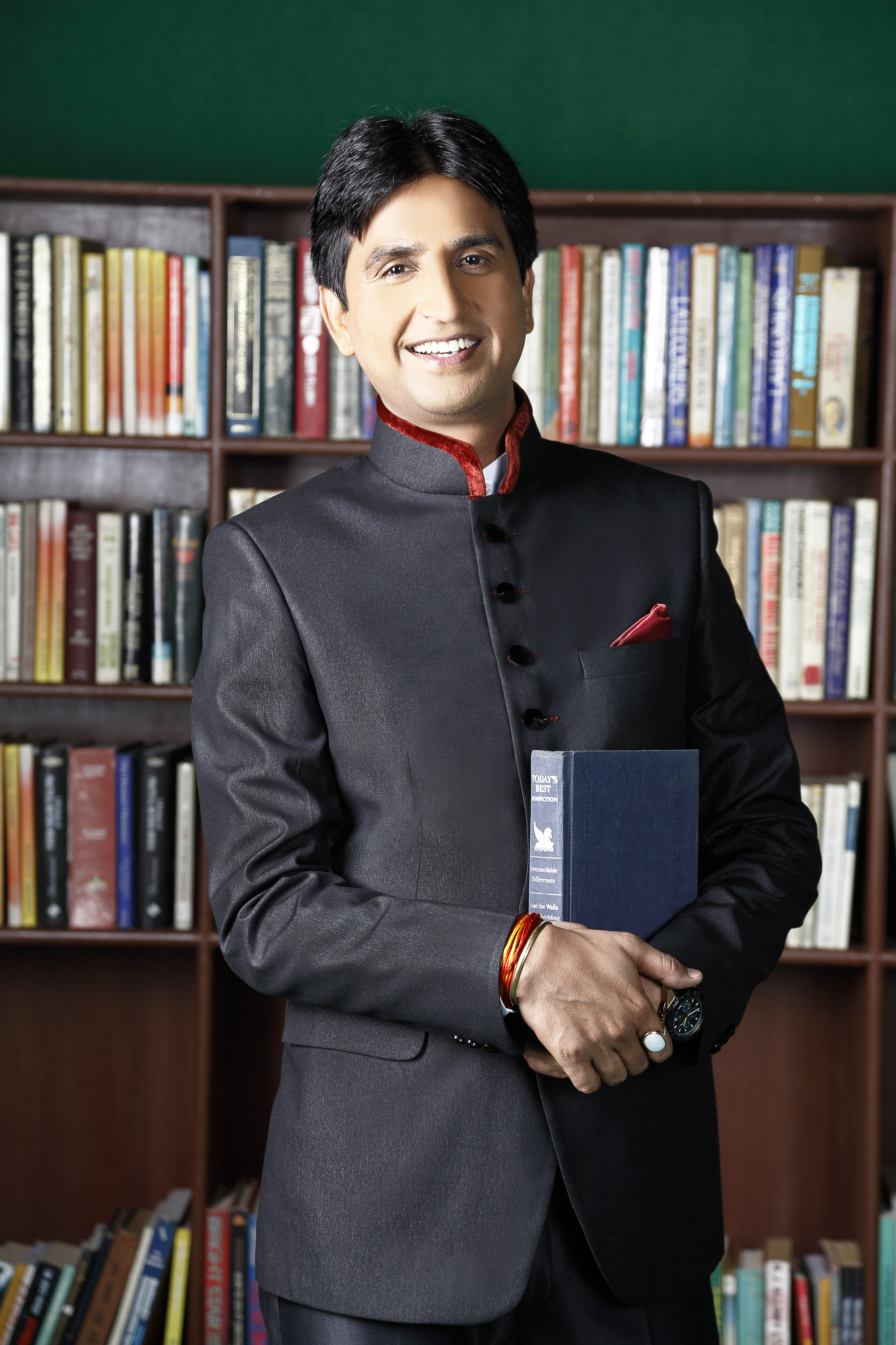 Kumar Vishwas for ABP News