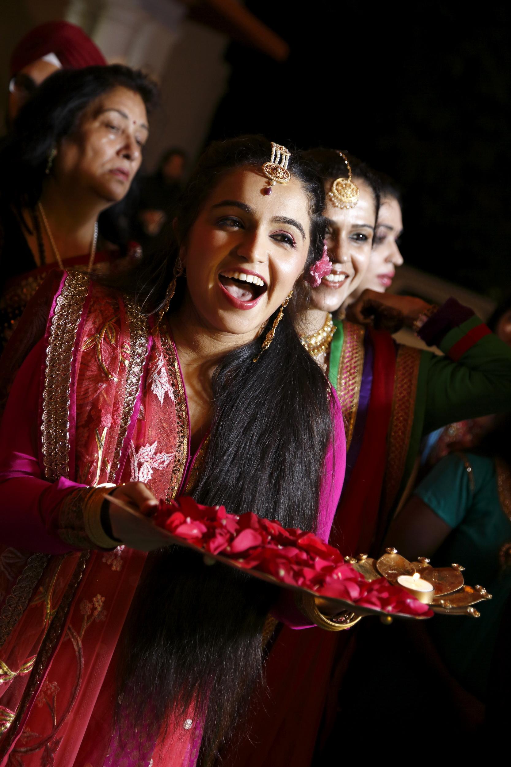 candid wedding photographers -26 India