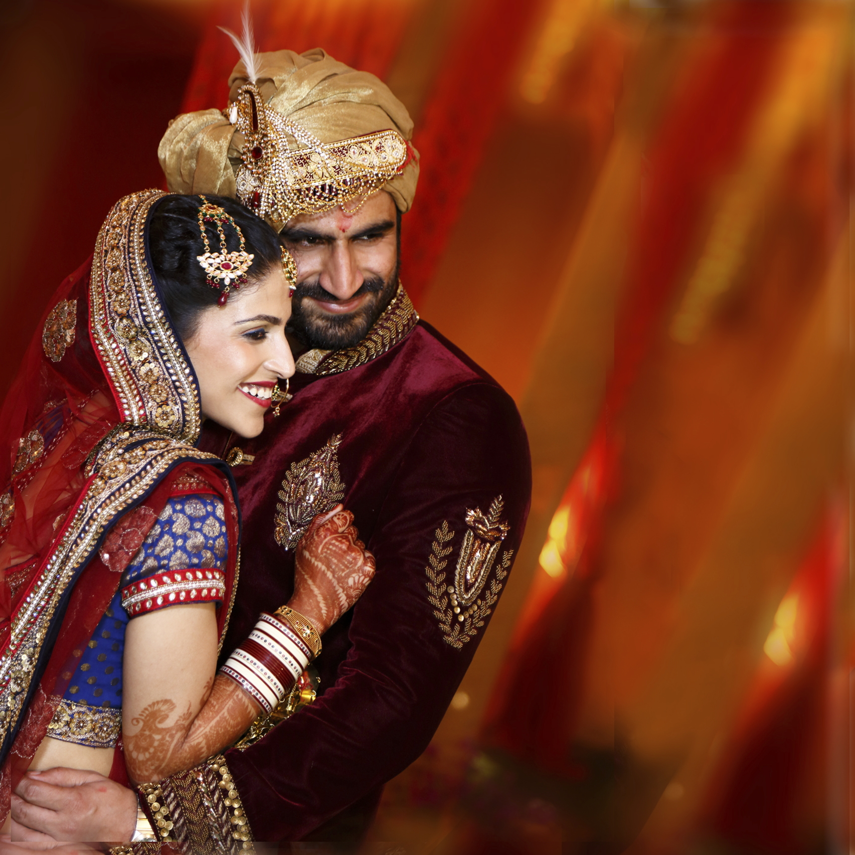candid wedding photographers -35 India