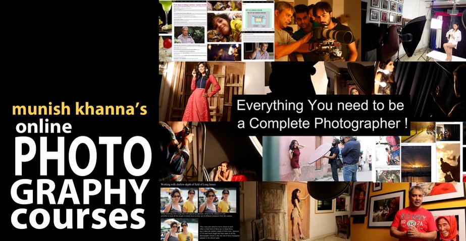 munish khanna academy online photography